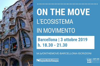 Ore 18:30 - On the move - l'Ecosistema in Movimento